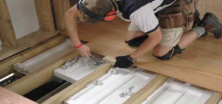 Как использовать пенопласт для утепления деревянного пола?