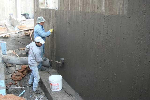 Проникающая гидроизоляция для бетона: определяемся с вариантом