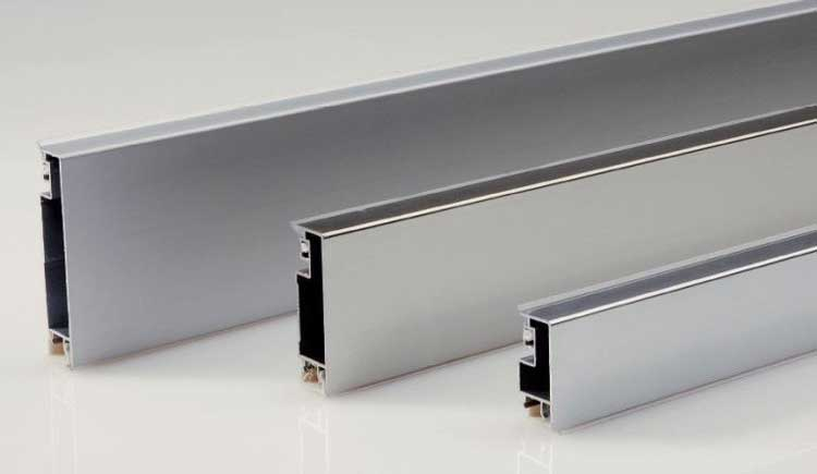 алюминиевые плинтуса Profilpas