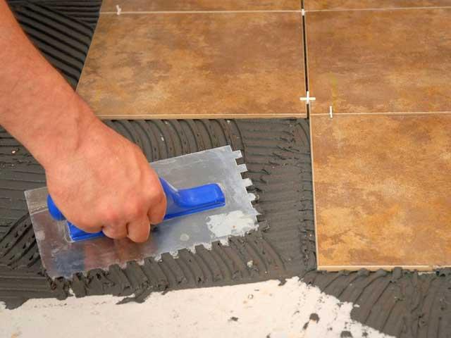 клеящий состав для укладки плитки